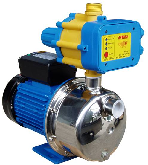 �����ʵ����૿��������ѵ��ѵ� Automatic SST Self-Priming Centrifugal Pump  �ҧ���͡���� ����Ѻ������㹺�ҹ